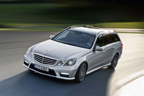2012 Mercedes-benz E-class Will Offer E63 Amg Wagon, Awd