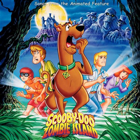 Scooby Doo On Zombie Island Custom Soundtrack And Score