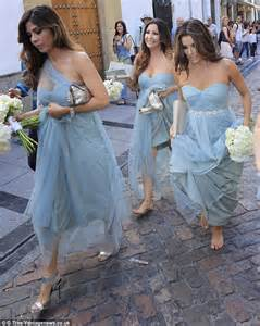 mint bridesmaid dresses longoria dazzles in strapless bridesmaid gown at pal 39 s wedding but seems to