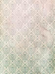 Vintage pattern wallpaper XXX Porn Library