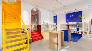 ace tate eyewear store by spacon x copenhagen With interior paint colors for retail stores