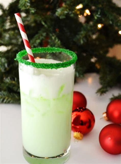holiday cocktail recipes christmas elf cocktail cheap holiday alcoholic party