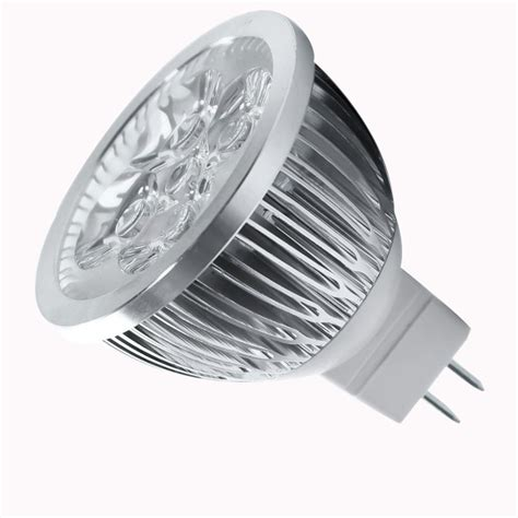 4w dimmable mr16 led bulb s ebay