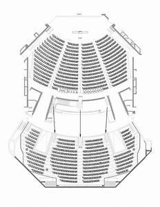 Langford Auditorium - Seating Diagram