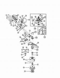 Craftsman 316795002 Gas Line Trimmer Parts