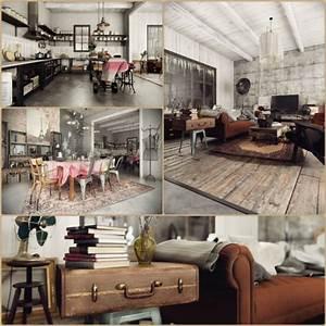 Haus Im Landhausstil : wohnen im landhausstil modernes haus mit rustikalem charme ~ Markanthonyermac.com Haus und Dekorationen