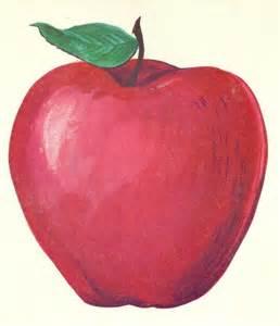 Apple Free Graphic Vintage