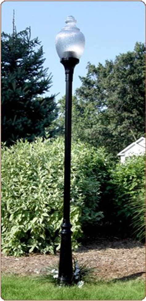 outdoor decorative pole lights 98 best images about outdoor lighting landscape on