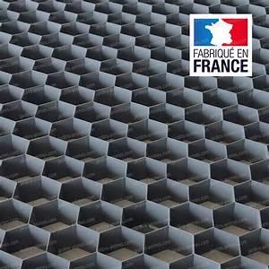 plaque stabilisation gravier nidagravel gris 120x80cm x With dalle pour allee de jardin 9 plaques de stabilisation de graviers nidagravel