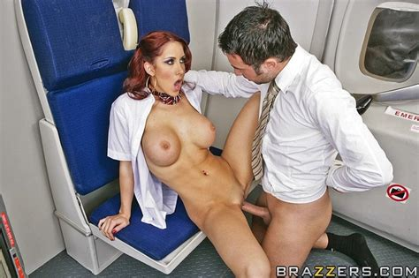 Big Tits Round This Flight Attendant Is Ta Xxx Dessert Picture