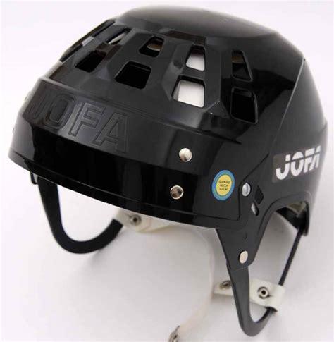 unused black jofa helmet brand  style