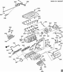 Oldsmobile Aurora V8 Engine