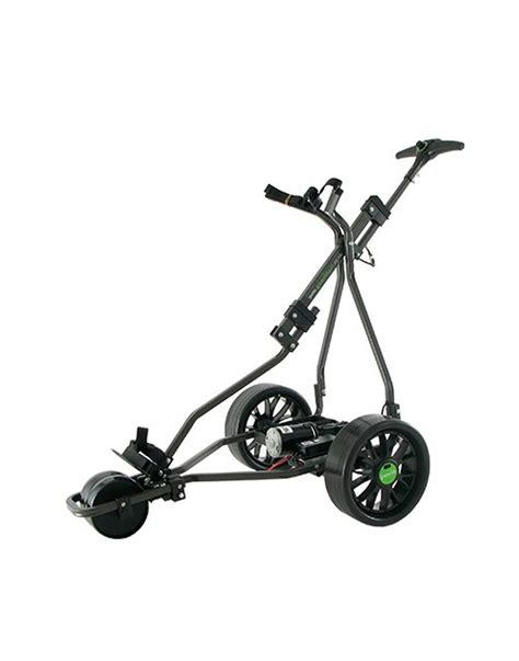 greenhill gt lithium second electric trolley top caddy