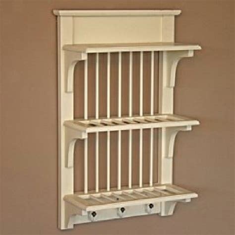 wall mounted plate shelves video