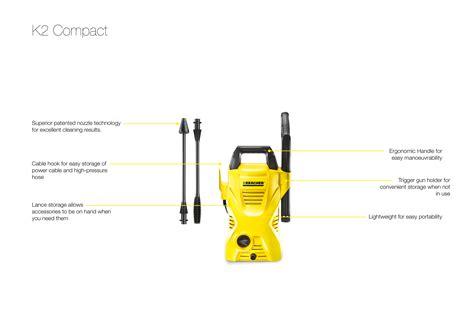 kaercher  compact pressure washer amazoncouk diy tools