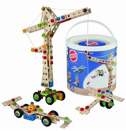 Spielzeug Holz Kran Constructor Heros Eichhorn Kinder