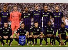 Everton Roster Players Squad 20172018 1718 Number