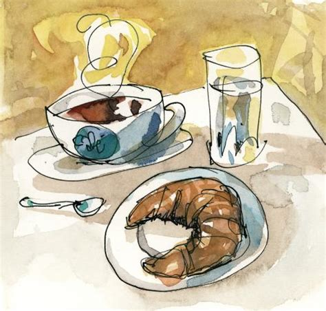 Animated Wallpaper Exles - croissant