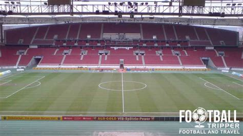 mercedes benz arena stuttgart mercedes benz arena vfb stuttgart guide football tripper