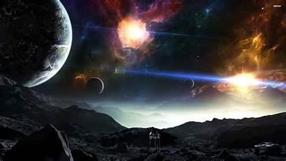 Space Wallpapers Universe 2k Desktop Planet Wide