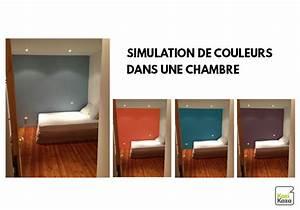 Comment Peindre Une Chambre En 2 Couleurs : comment peindre une chambre avec 2 couleurs elegant ~ Melissatoandfro.com Idées de Décoration