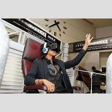 Oscar Nominees Hint At Virtual Reality's Future  Lovesick Cyborg  Lovesick Cyborg