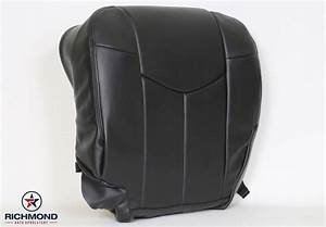 2002 Chevy Avalanche Lt Ls Z71 Z66 Leather Seat Cover