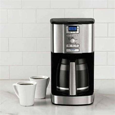There are a few reasons these have become so popular: Cuisinart Perfect Temp 14-Cup Programmable Coffeemaker