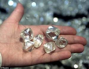 Russia diamonds: Source under Siberian asteroid crater ...