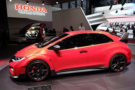 Honda Civic Type R Concept Geneva 2018 Picture 98994