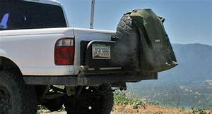 For Sale  Off-road Swing Out Tire Carrier  Shelf - Ca - Ranger-forums