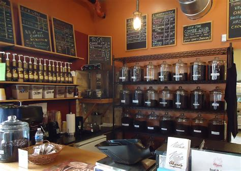 File:Ahrre's Coffee Roastery in Summit NJ interior view   Wikimedia Commons