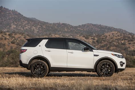 Modifikasi Land Rover Discovery Sport by Land Rover Discovery Sport 2016 Motor Trend Suv Of The