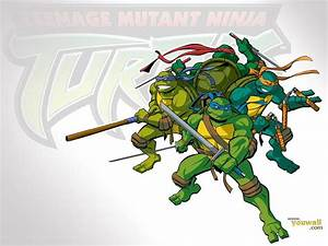 Ninja Turtles Teenage Mutant Wallpaper HD Picture Background