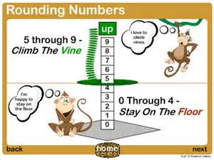 rounding to nearest 10 worksheet monkey business rounding numbers the notebook gallery