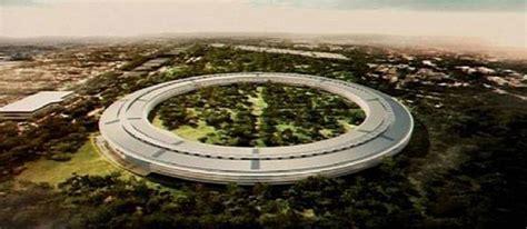 siege social apple steve promet le plus beau siège social du monde pour