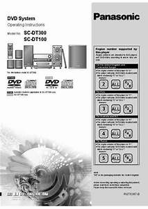 Panasonic Sc Dt 300 Home Theater Download Manual For Free