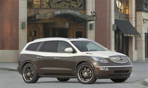 2007 Buick Enclave Reviews by 2007 Buick Enclave Uptown Picture 209667 Car Review