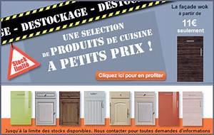 Cuisine En Kit Pas Cher : meuble cuisine pas cher cuisi ~ Dailycaller-alerts.com Idées de Décoration