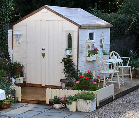 4 creative ideas for painting your garden shed topline ie