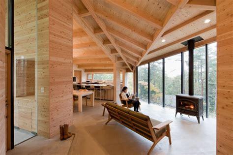 maison design en bois maison design japonaise en bois