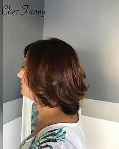 Ombré Hair Marron Caramel : l ombre hair caramel ou marron est g n ralement le choix ~ Farleysfitness.com Idées de Décoration