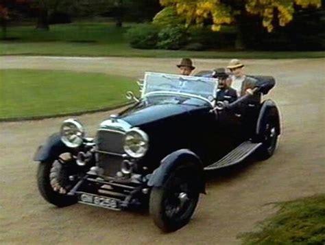 Capt. Hastings Car. A 1931 Lagonda 2 Litre Low Chassis