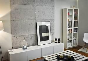 3d Wandpaneele Betonoptik : hts germany loft concrete wandpaneele aus gips in betonopik ~ Markanthonyermac.com Haus und Dekorationen