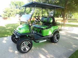 Custom Bodies And Dashes For Golf Carts