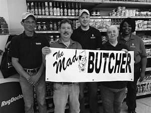 Saline River Chronicle News: The Mad Butcher Celebrates ...