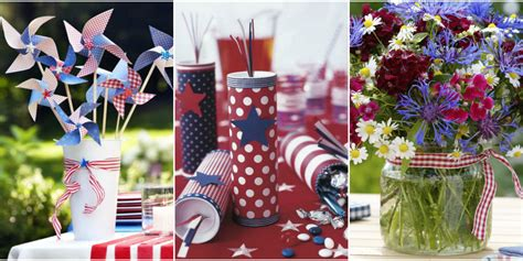 July 4 Home Decor : Decorations Ideas Bringing The Th Of July Spirit Into Your