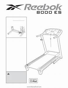 Reebok 8000 Es Treadmill