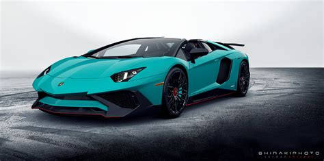lamborghini aventador sv roadster side view blu glauco lamborghini aventador lp750 4 superveloce roadster front side view sssupersports