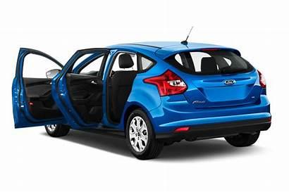 Focus Ford Hatchback Se Hb Doors Open